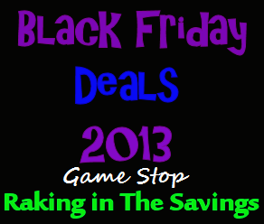 game stop black friday