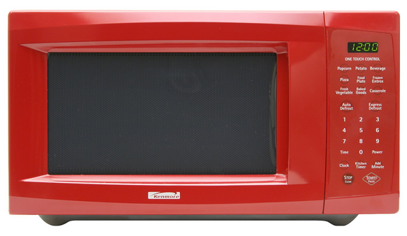Countertop Microwave Black Friday : HURRY! Kenmore 1.1 cu. ft. Countertop Microwave Oven for ONLY $69.99 ...