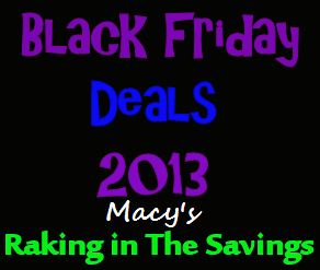 macy's black friday deals