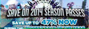 Today is the Last Day to Get Your Discounted Silverwood Season Passes! Did You Get Yours?