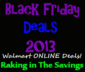 walmart online black friday