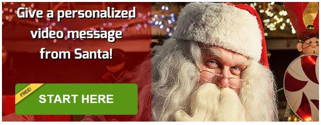 Santa Personalized Video