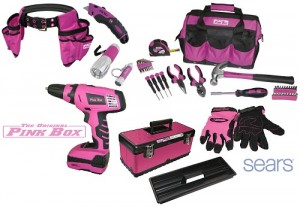 Win The Original Pink Box Tools!
