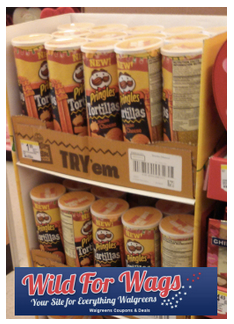 picture about Pringles Printable Coupons named Pringles Tortillas Particularly $0.75 With Scarce Printable Coupon!