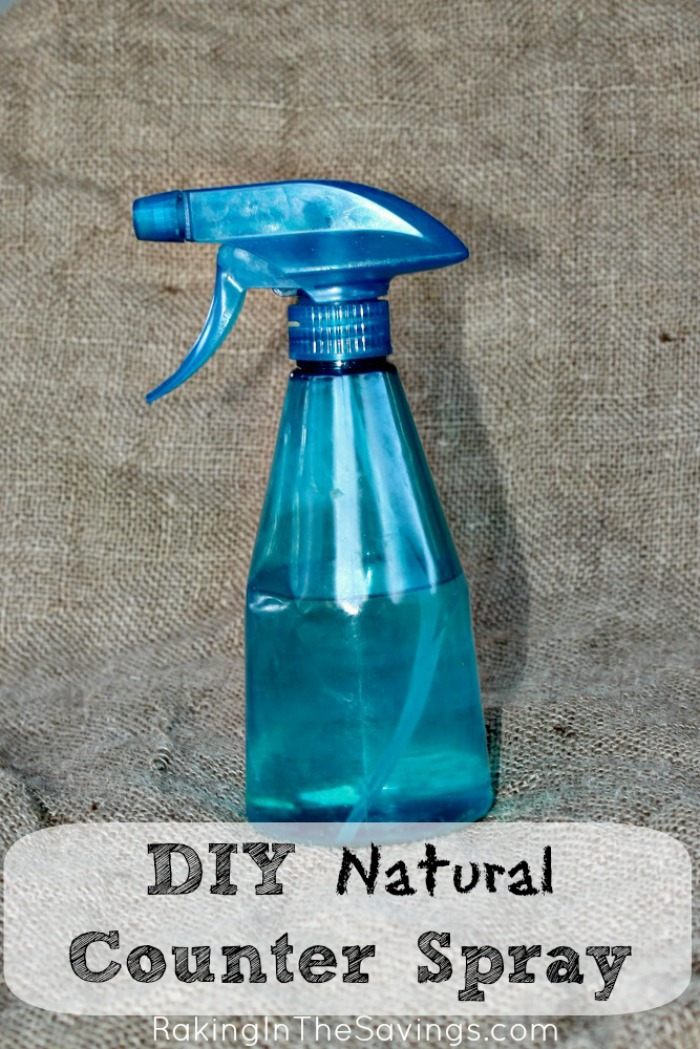 Amazing Natural Counter Cleaner
