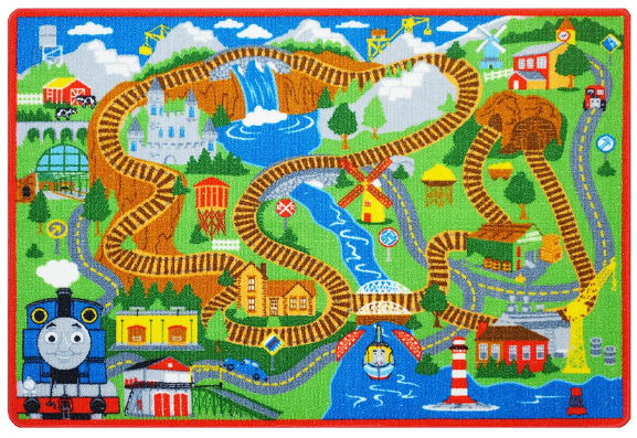 Thomas The Train Rugs Ideas