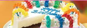 Free Scoop of Ice Cream at Baskin Robbins for Your Birthday!