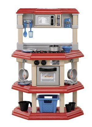 Only $13.75 For American Plastic Toys My Very Own Gourmet Kitchen (Reg  $29.99)
