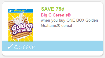 Golden Grahams Cereal Only¢ at Walgreens! Mar 23 This week at Walgreens, General Mills cereals are on sale for $ which is a pretty good price (normally $) and we have a new $1 off Golden Grahams Cereal printable which makes these just¢ each!