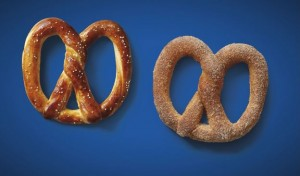 Spokane Area Readers: $7 for Four Signature Pretzels at Auntie Anne's (Up to $14.36 Value)