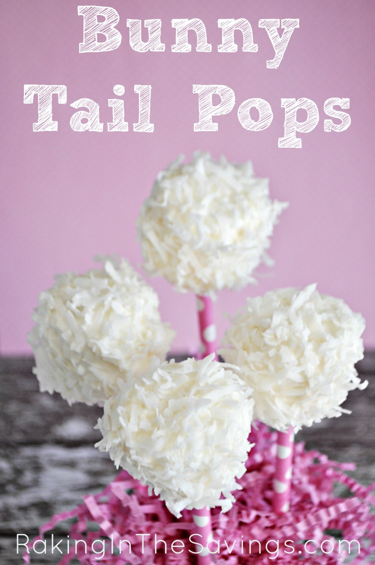 Bunny Tail Pops Tutorial