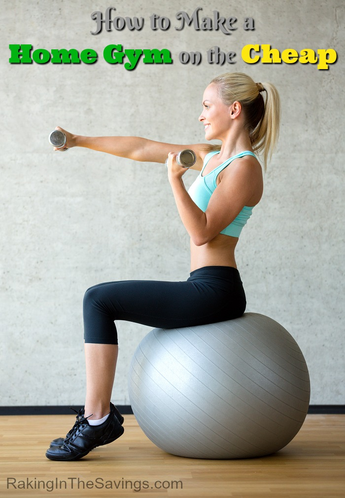 Looking to have a home gym but don't have a huge budget? Check out these tips on How to Make a Home Gym on the Cheap!