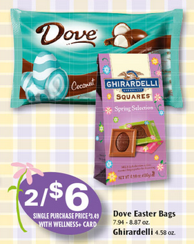 graphic regarding Ghiradelli Printable Coupons identified as GHIRARDELLI Squares Basically $2 For each Bag With Contemporary Printable Coupon!