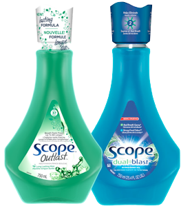 Walgreens: Scope Classic or Outlast Mouthwash $0.46!