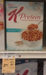 Great Deals on Special K Cereal at Safeway!! As Low as $.86 Per Box!
