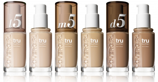 Covergirl Trublend Foundation Just 1 05
