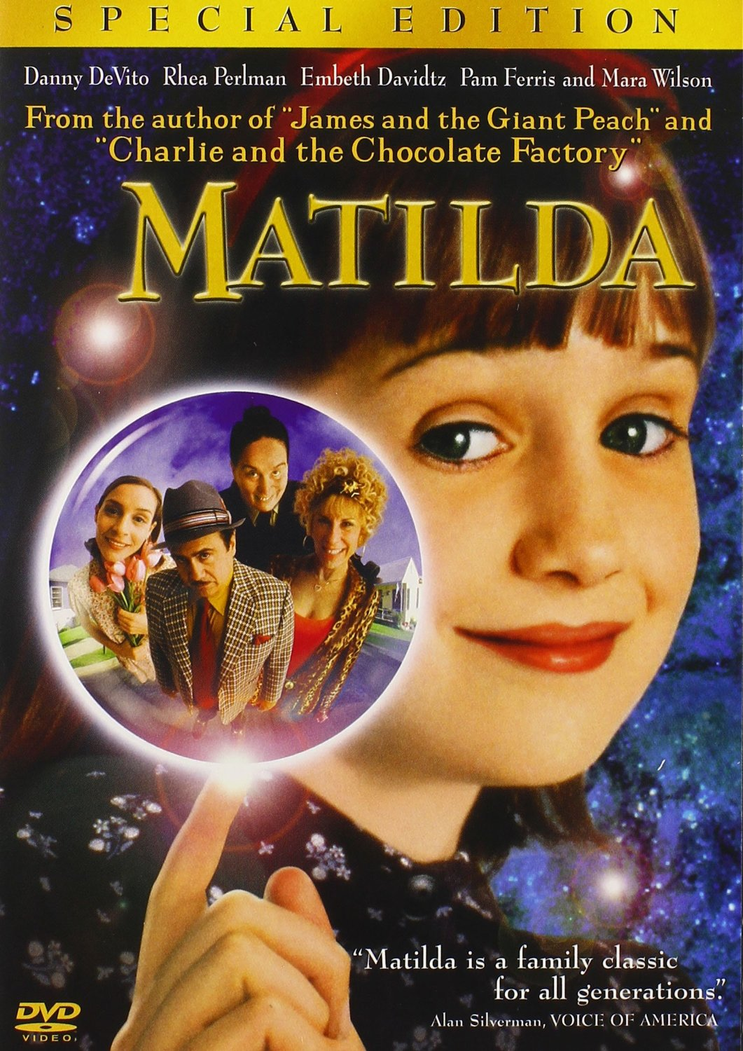 Snag A New Movie For The Kids Matilda On Dvd For Only 5