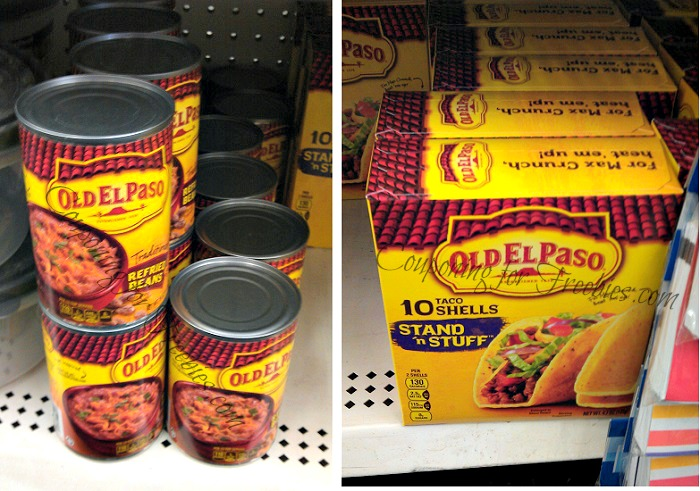 Old El Paso Products As Low As $0 67 at Dollar Tree! Check