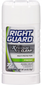 Right Guard Xtreme $0.43 Each!