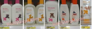 For Your Little One or Baby Shower Gift Idea! Nice Buys on Baby Toiletries at Target!