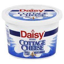 Rosauers Shoppers Daisy Cottage Cheese 16 Oz Container Only 155