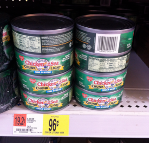 Walmart chicken of the sea coupon