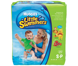 Walgreens Little Swimmers Only