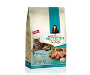 Free Sample of Rachael Ray Nutrish for Cats!