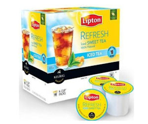 Free Sample! Snag 2 Free Lipton Iced Tea K-Cups!