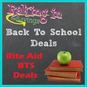 Rite Aid Back To School Deals 7/24 -7/30! FREE Bic Pens or Mechanical Pencils!