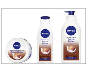 Free Sample of Nivea Body Lotion! Choose Your Sample!