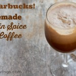 Homemade Pumpkin Spice Iced Coffee