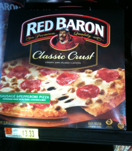 Family Fun! Nice Buy on Red Baron or Freschetta Pizzas at Walmart + Earn Movie Cash!