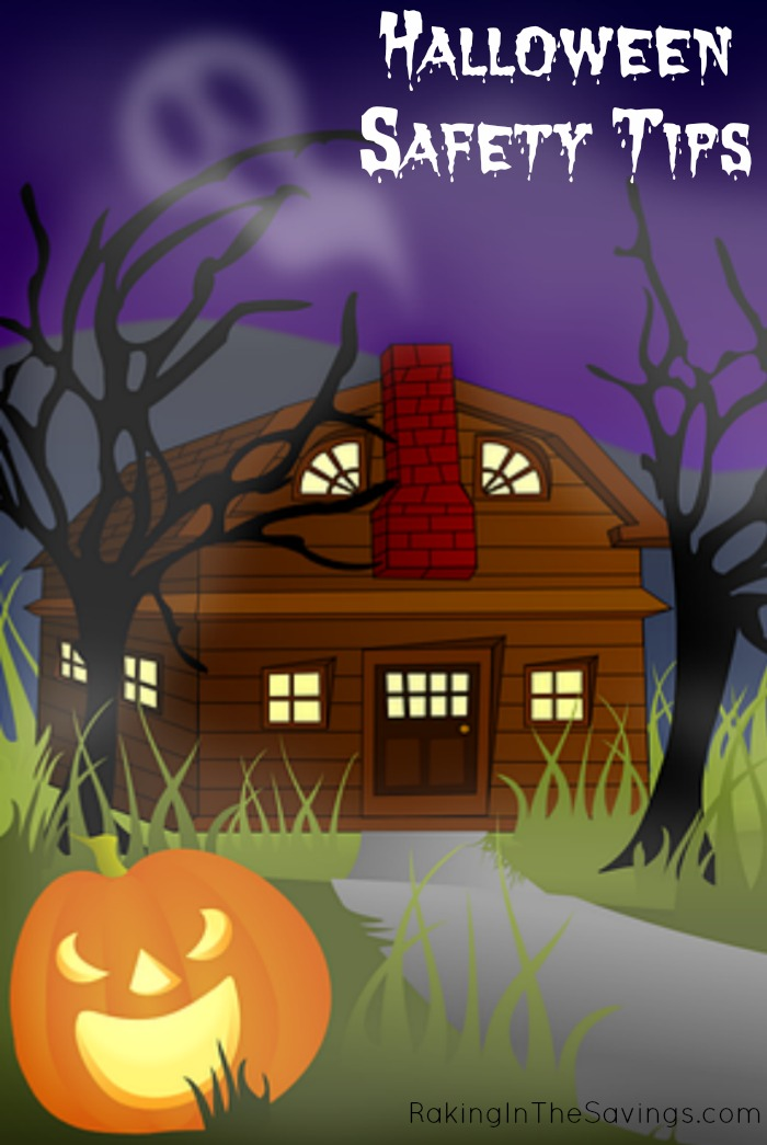 Safety Tips for a fun, incident-free Halloween