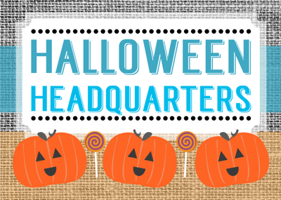 Halloween Headquarters: Your source for recipes, crafts, money saving tips, and everything else Halloween!