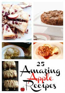 25 Apple Recipes