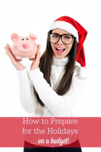6 Ways to Prepare for Christmas on a Budget