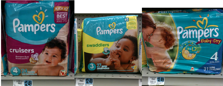 pampers diapers rite aid