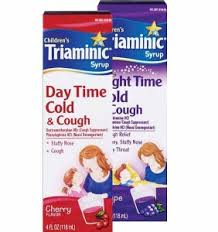 Childrens Triaminic Cold Cough Medicine Only 99 At Albertsons