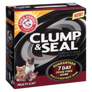 Arm & Hammer Cat Litter As Low As $2.99 at Safeway!