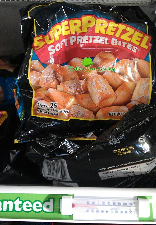 super pretzel dollar tree