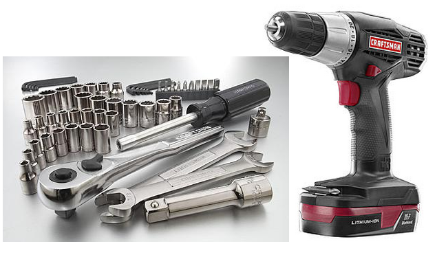 awesome tool deals!! craftsman c3 19.2-volt lithium-ion 3/8-in ...
