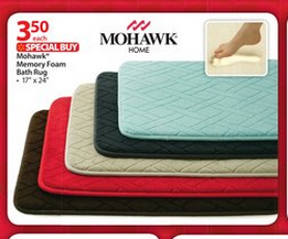 Walmart Deal Live Now Mohawk Home Memory Foam Bath Rug 3 50