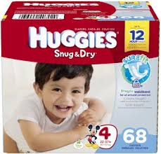 Awesome Deal on Huggies Diapers & Wipes at Safeway!