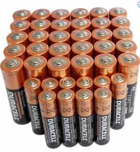 Who Needs Batteries? 30 AA + 10 AAA Only $16.99 + FREE SHIPPING! (Reg. $39.99)