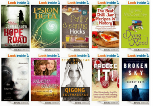 Free Books for Your Kindle or Computer for 12/27!
