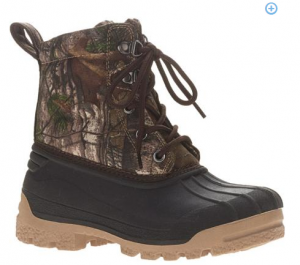 Selling Out Fast! Boys Ozark Trail Winter Boots As Low As $11.90! (Reg. $29.97)