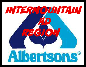 albertsons intermountain region