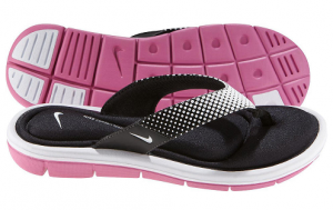 5831afb467f091 You can grab these Nike NIKE Apres 18 Slide III Ladies Flip-Flop Sandal for  just  29.99!