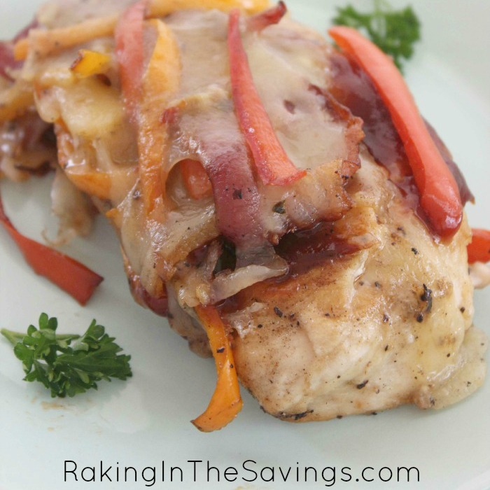 Bacon & Pepper Jack Chicken Recipe
